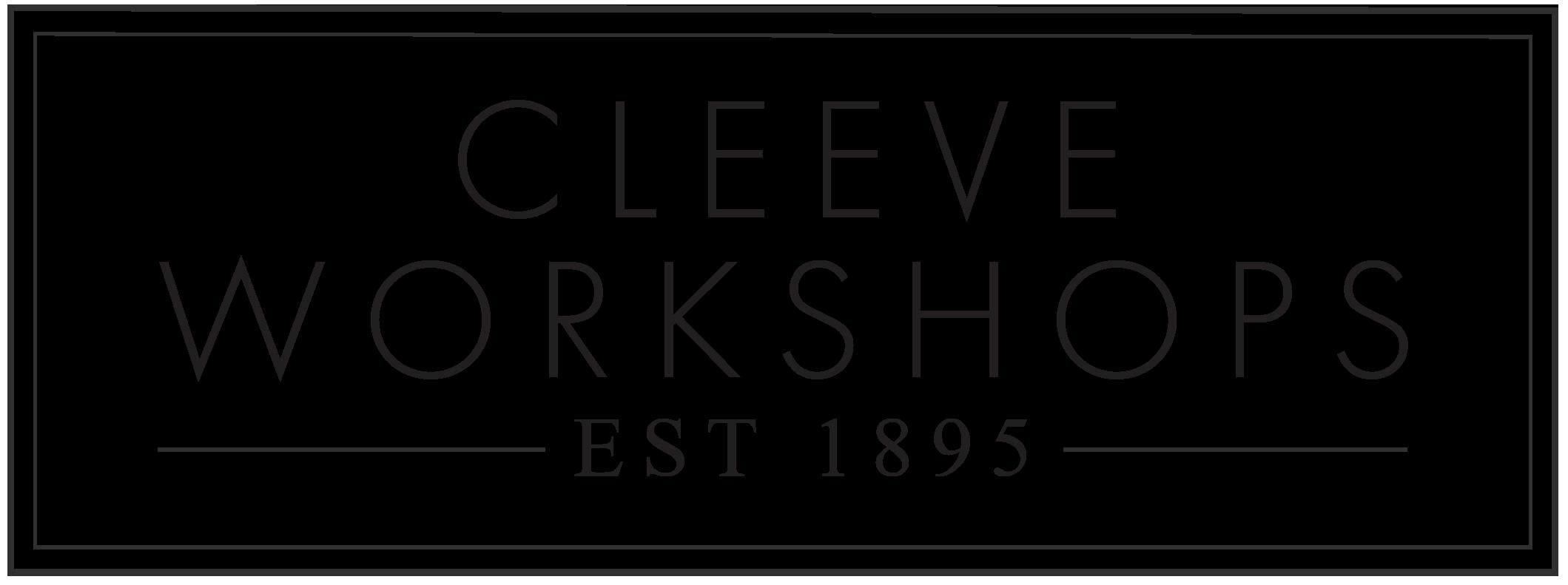 Cleeve Workshops logo